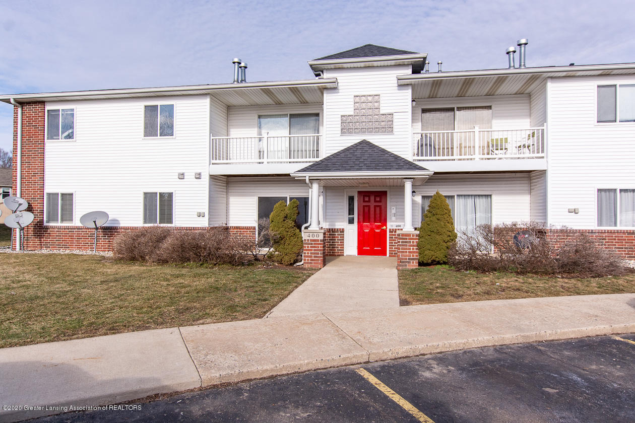 401 Carom - exterior front - 1