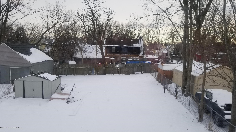 1209 W Ottawa St - Back Yard - 17