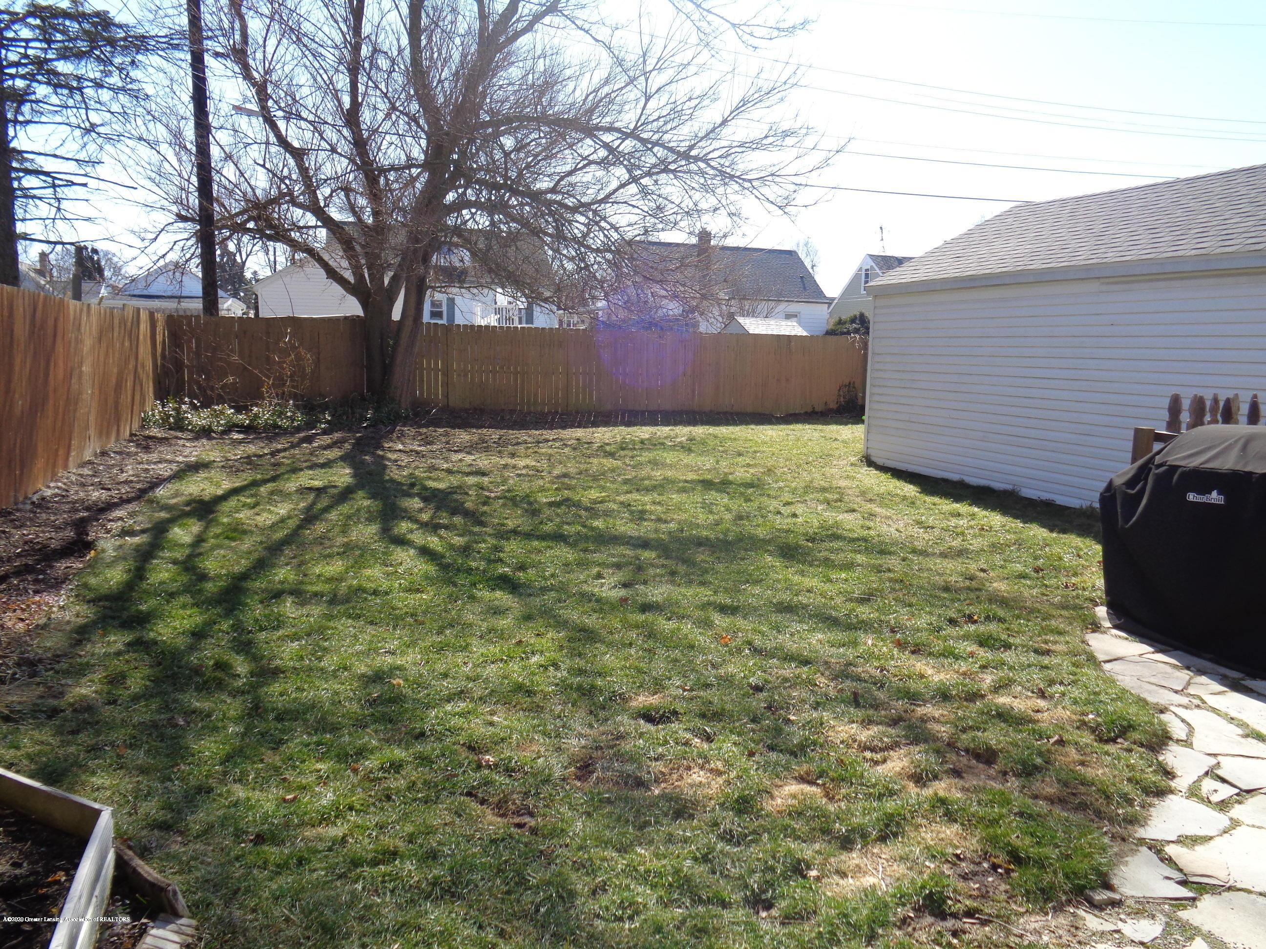 1130 Tisdale Ave - tisdale back yard - 20
