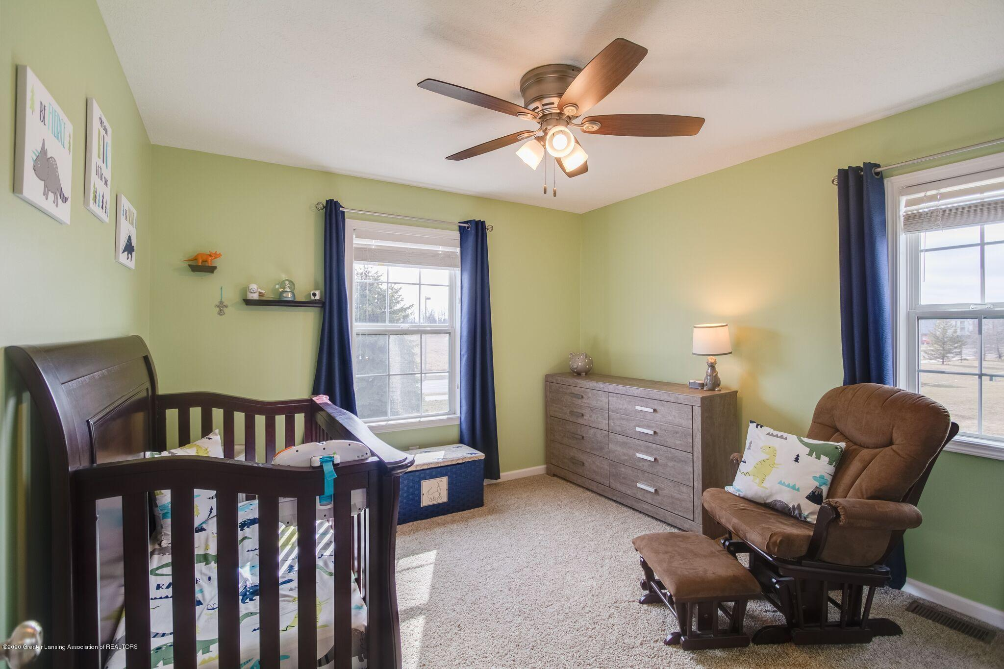 601 Anhinga Dr - Bedroom 3 - 35