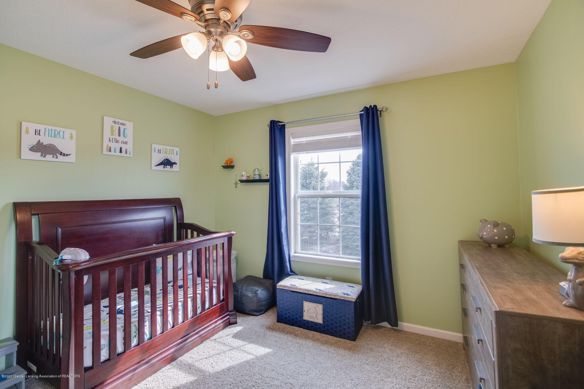601 Anhinga Dr - Bedroom 3 - 36
