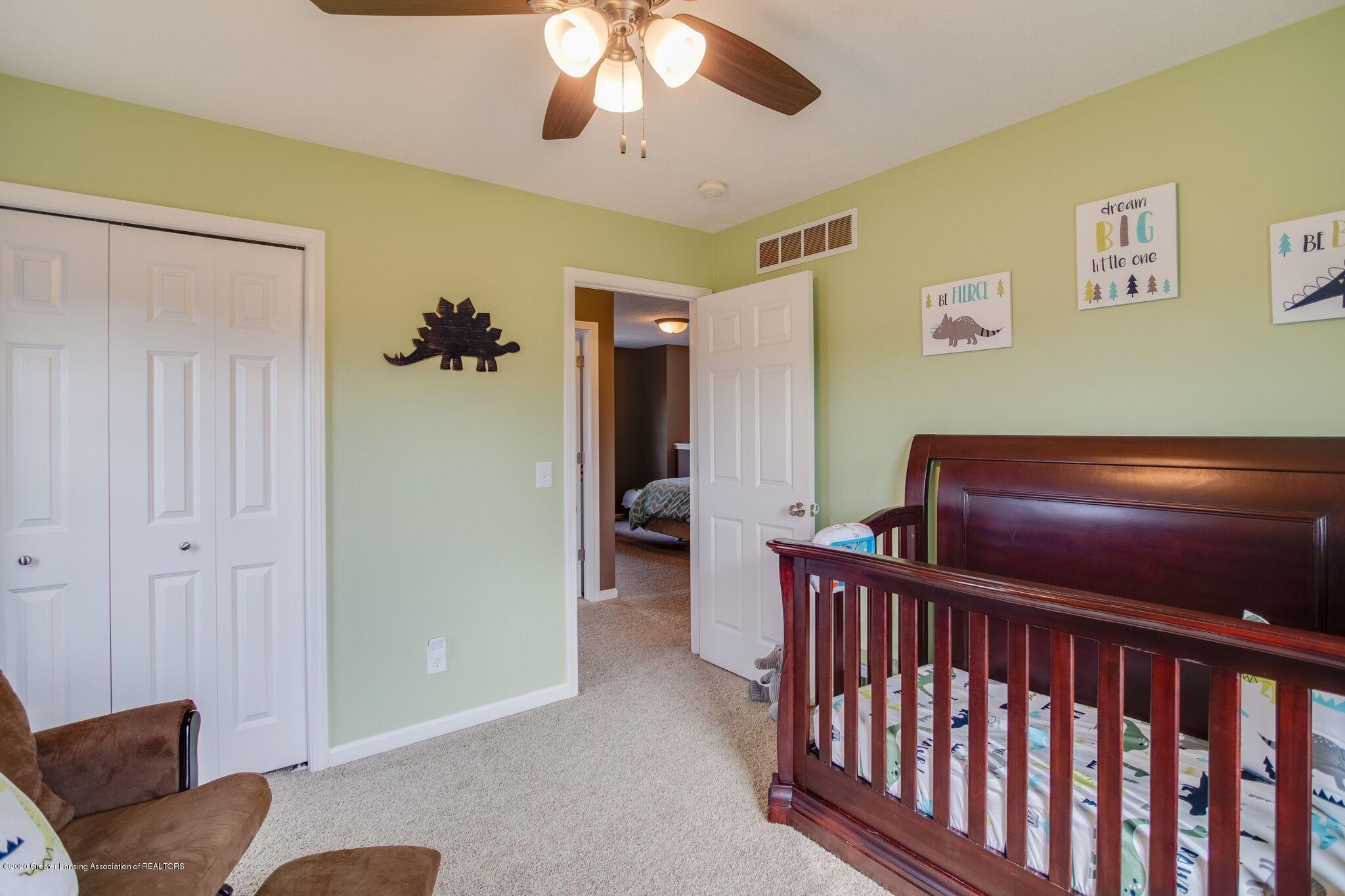 601 Anhinga Dr - Bedroom 3 - 37