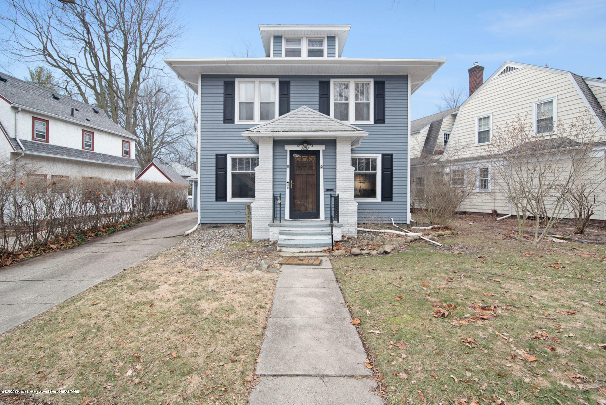 1131 S Genesee Dr - Front - 1