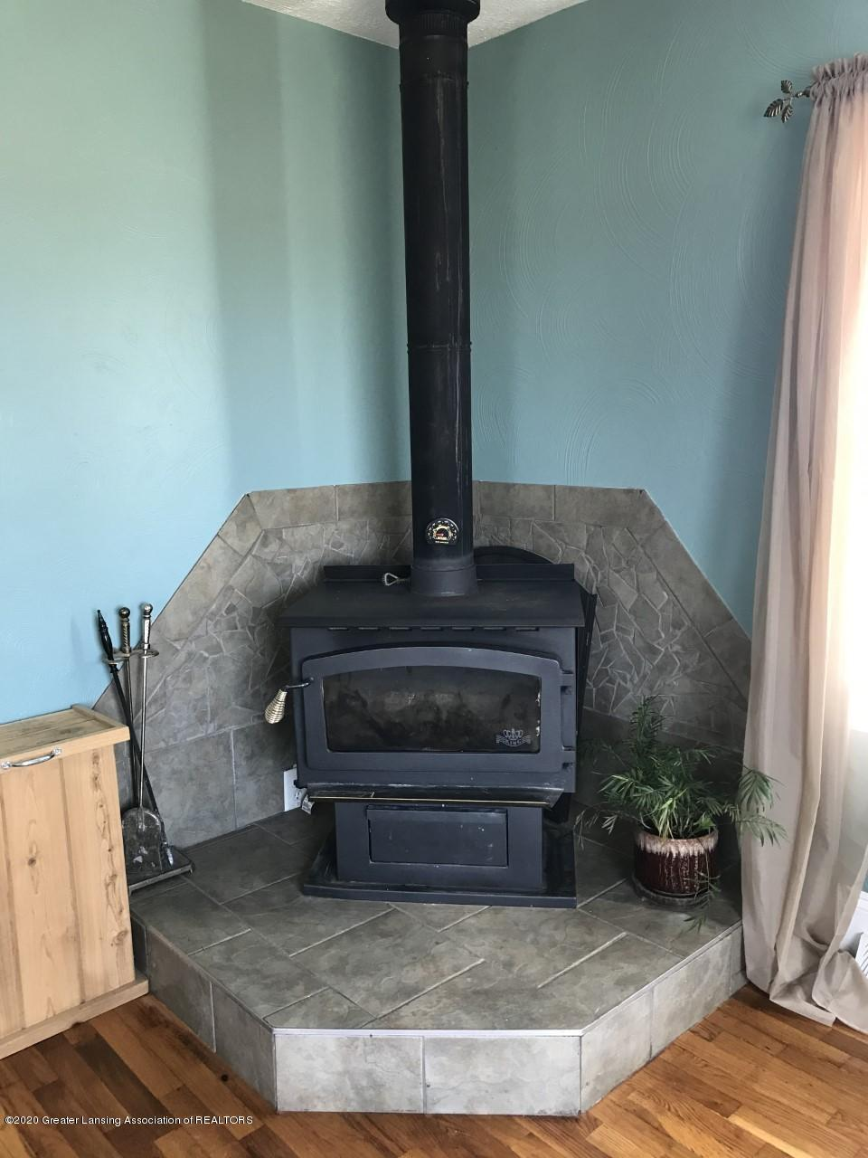 1011 W Silvers Rd - Wood Stove - 6