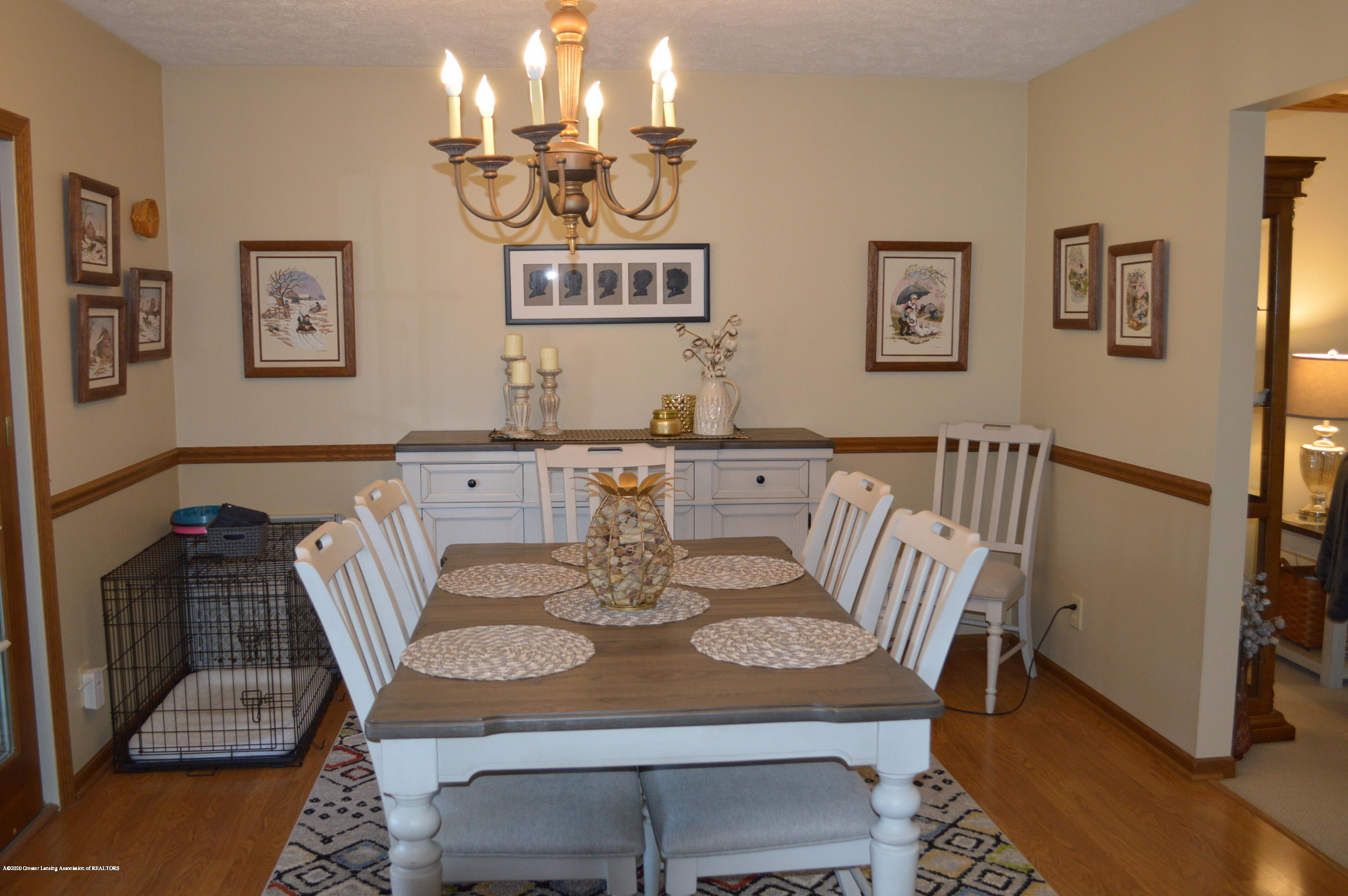 7021 E Howe Rd - Dining area - 12