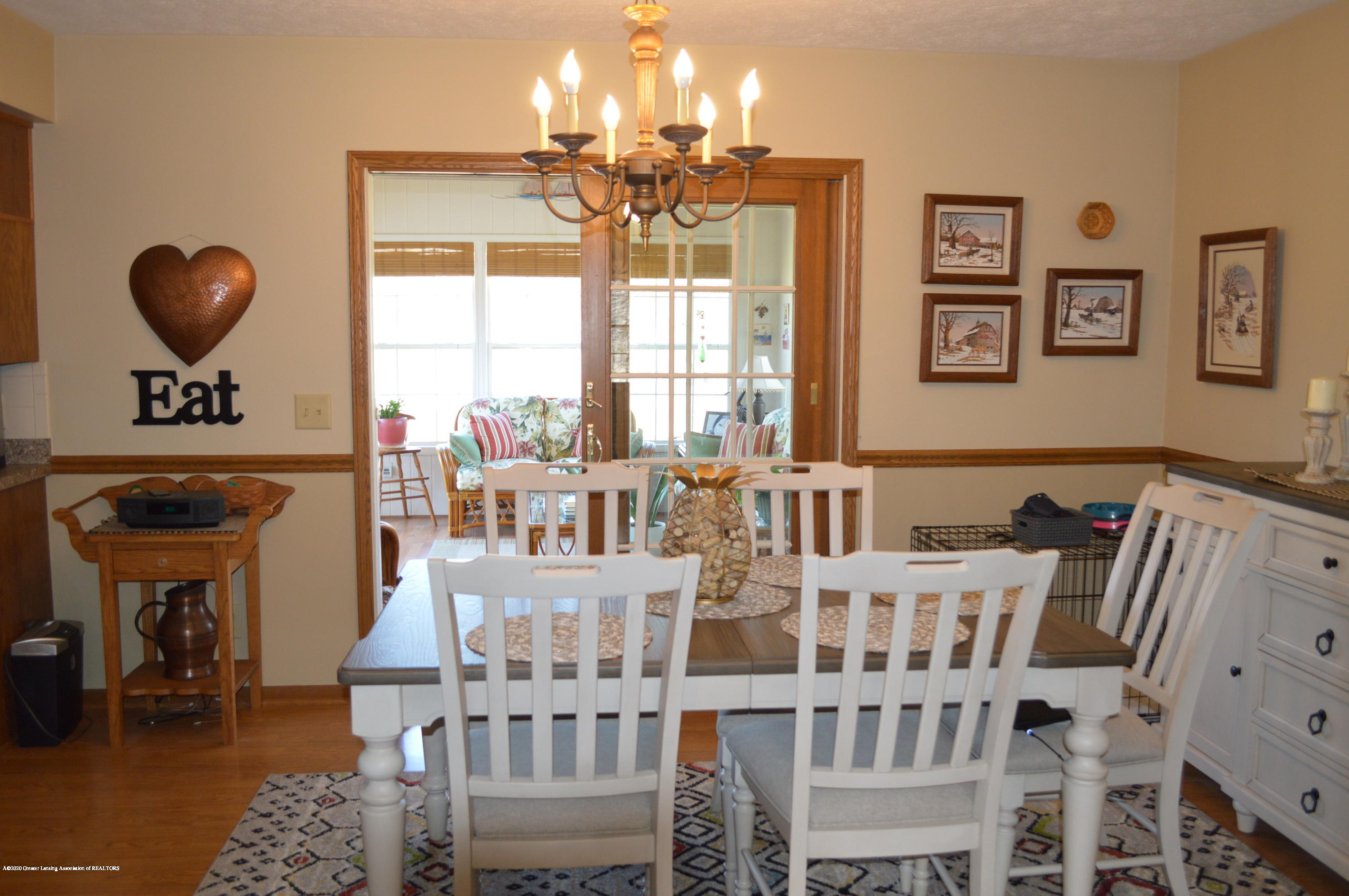 7021 E Howe Rd - Dining area - 13