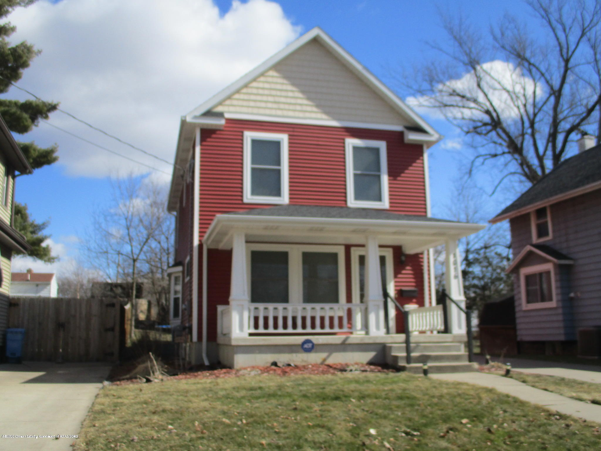 1016 N Jenison Ave - Front View - 2