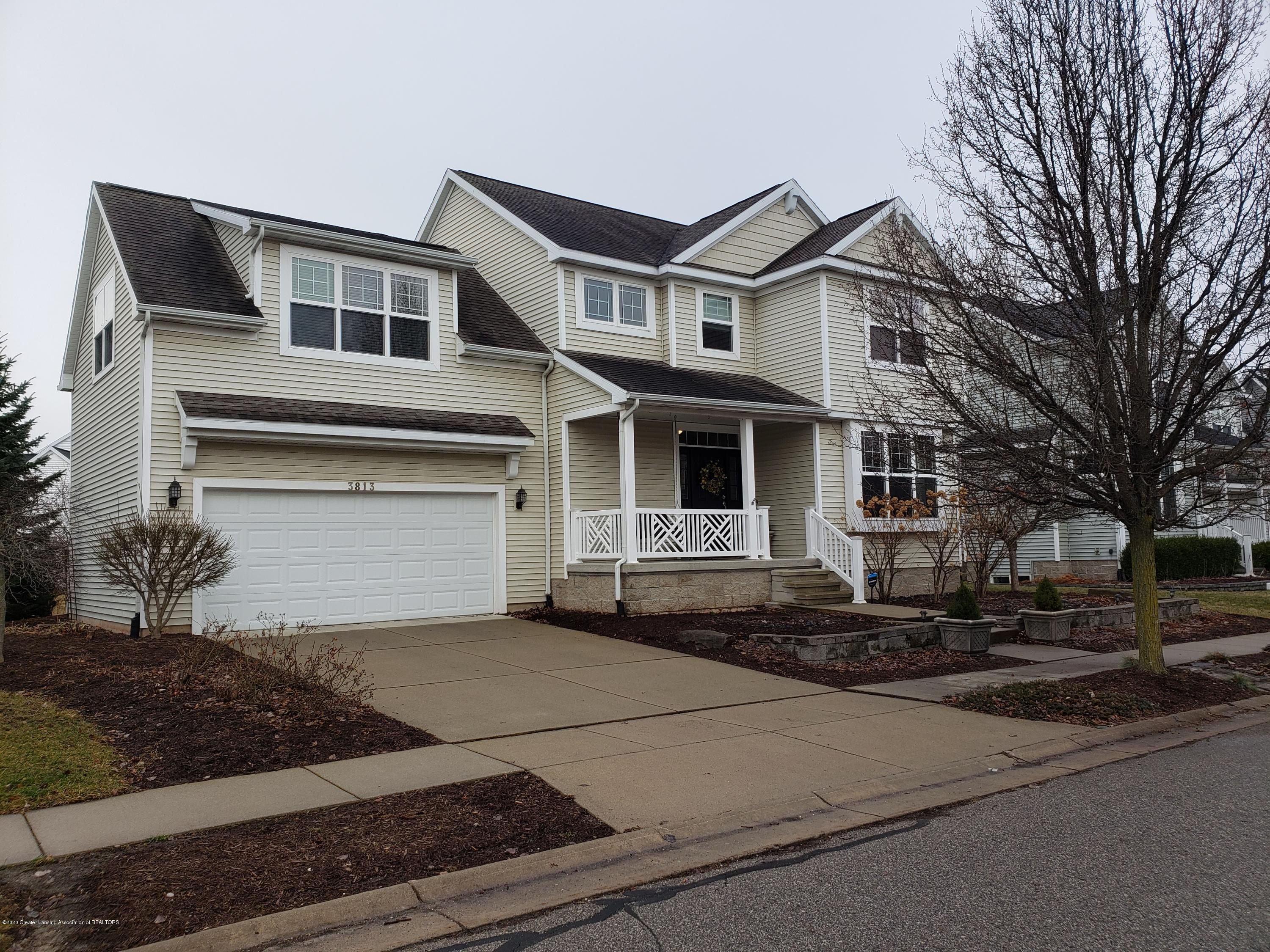3813 Plover Pl - Front PIc - 1