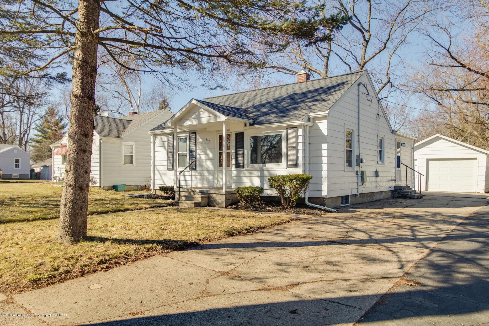 809 Irvington Ave - Front - 1
