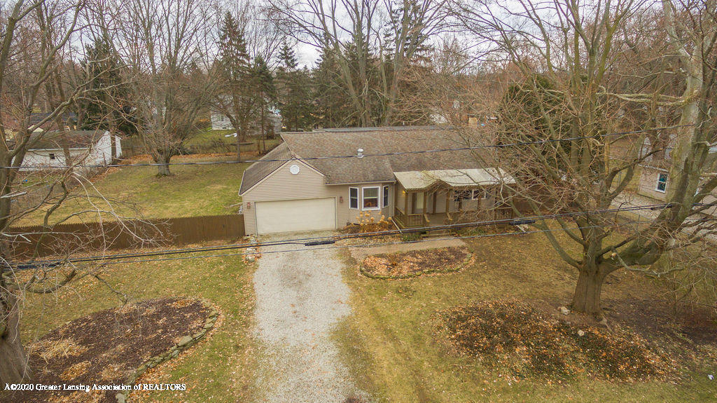 1910 Adelpha Ave - Front Aerial - 1