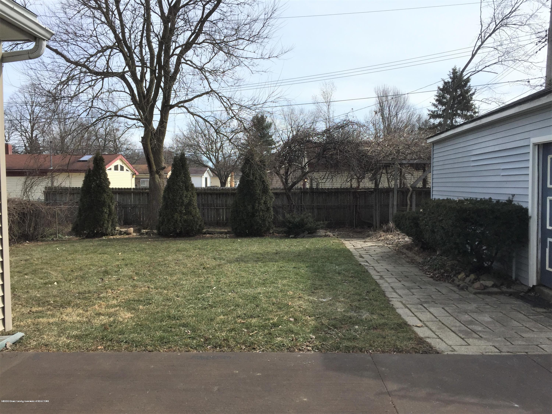 4111 Clayborn Rd - 34 Back Yard - 38