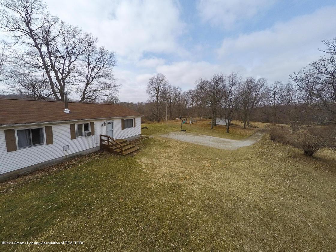 1341 Harper Rd - arial shot house - 3