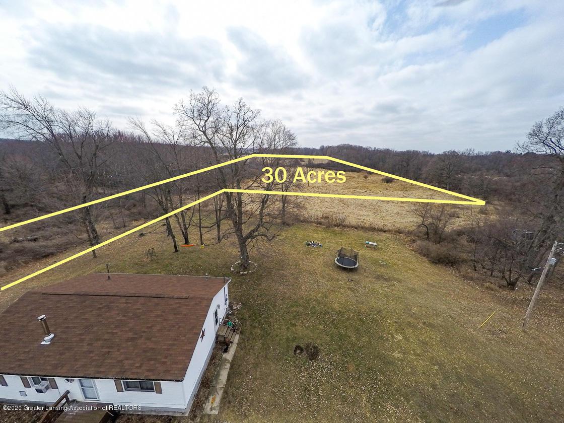 1341 Harper Rd - ariel shot 30 acres - 23