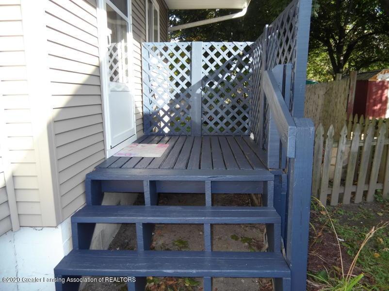 527 E Cavanaugh Rd - Deck - 18