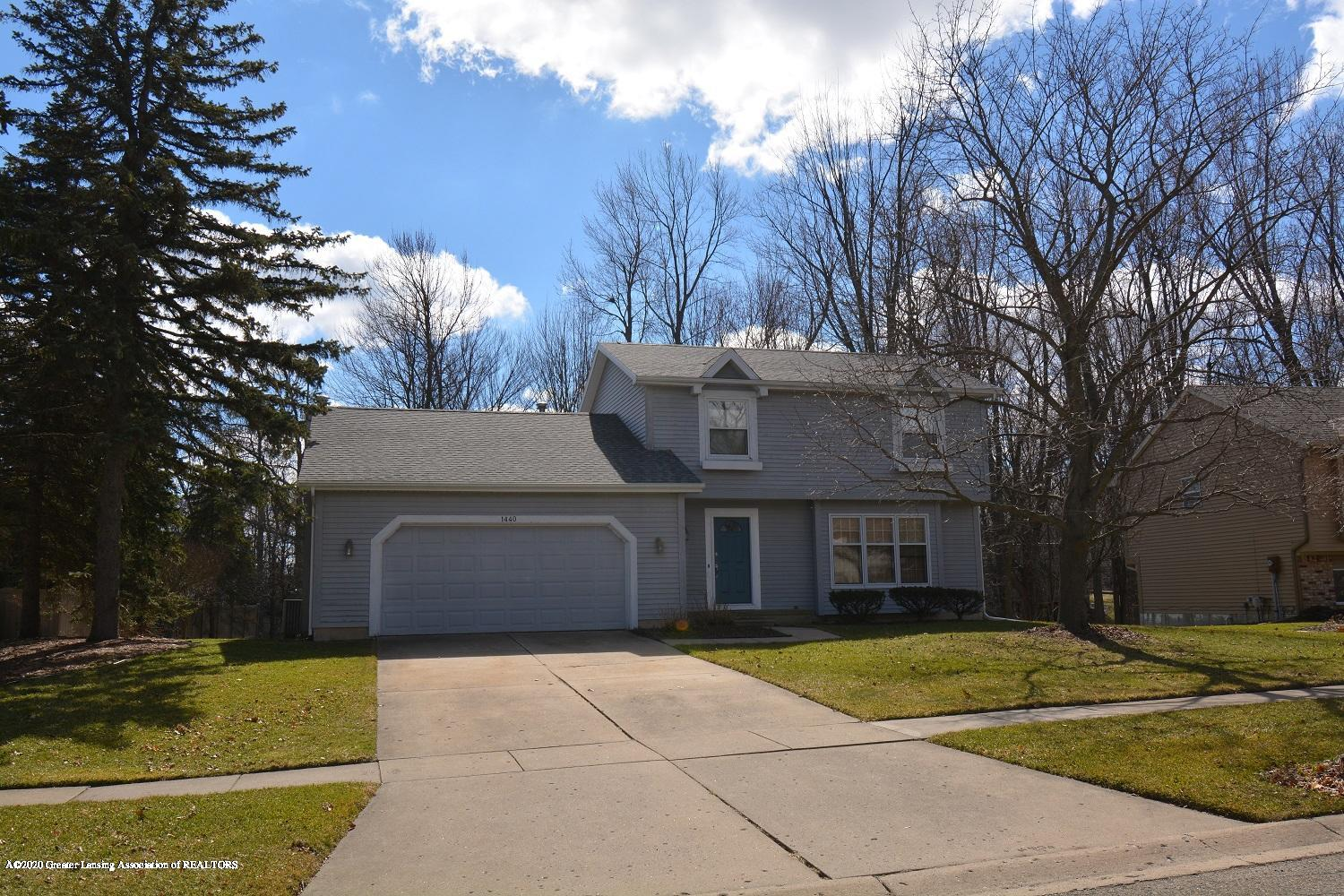 1440 Stoney Point Dr - front - 1