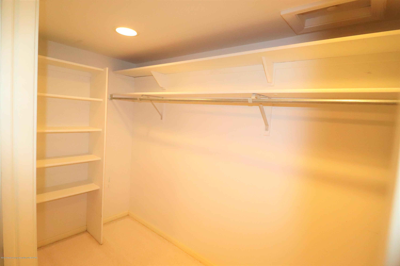 2943 12 Oaks Dr - Basement DEN Closet interior - 30