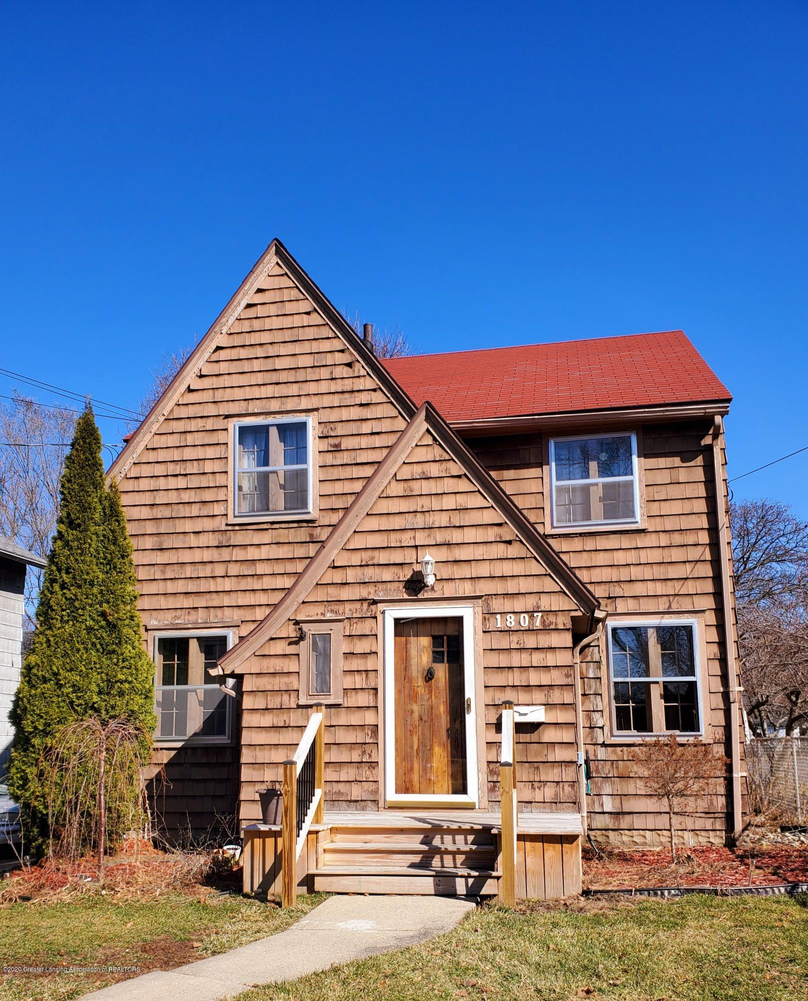 1807 Ray St - Front exterior - 1