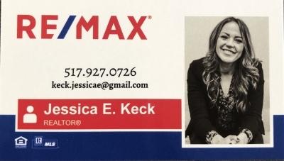 Jessica E Keck agent image