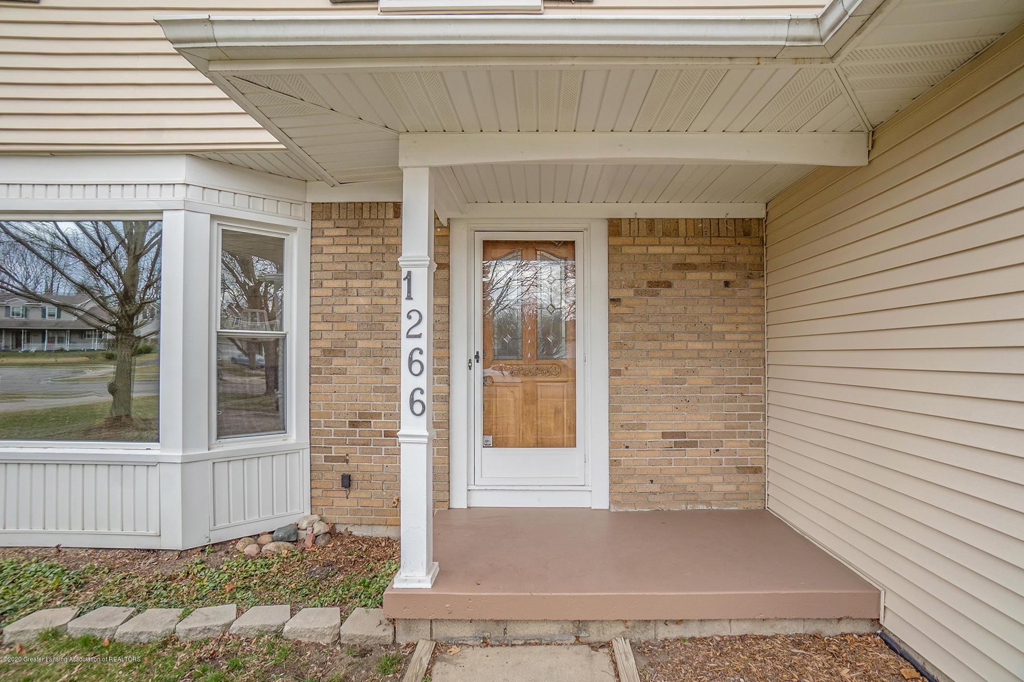 1266 Woodingham Dr - Front Door - 4