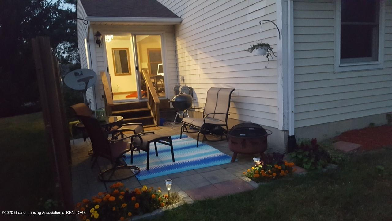 7427 Glen Terra Dr 25 - backyard - 2