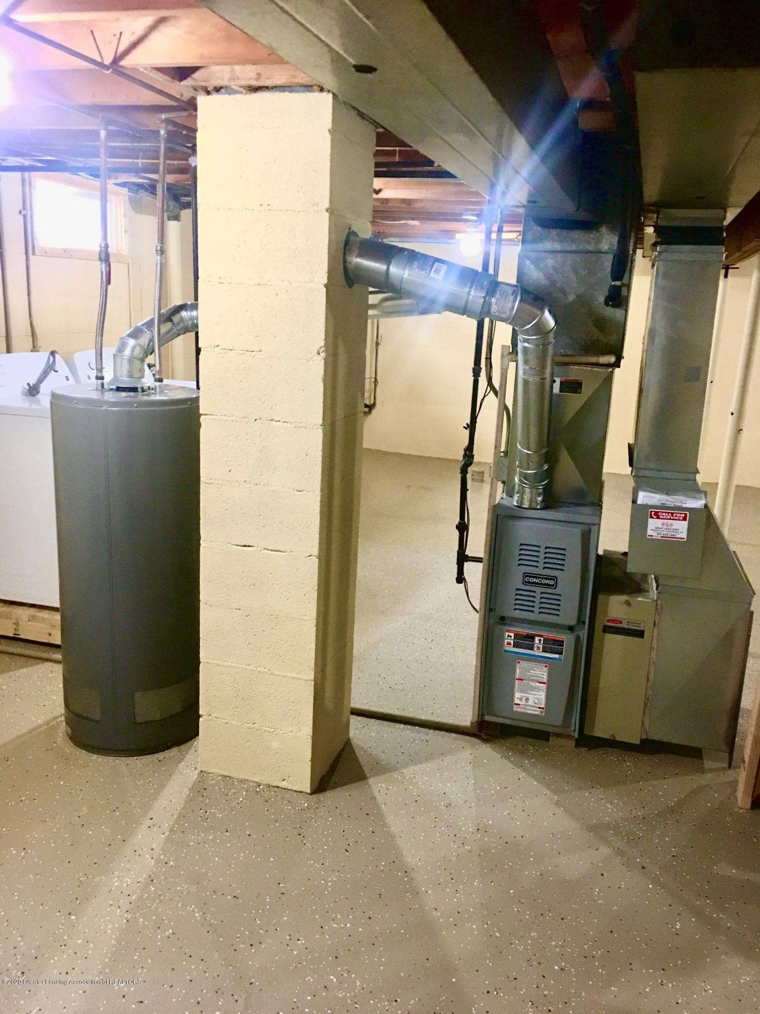 903 Tisdale Ave - Basement-furnace-HWH - 10