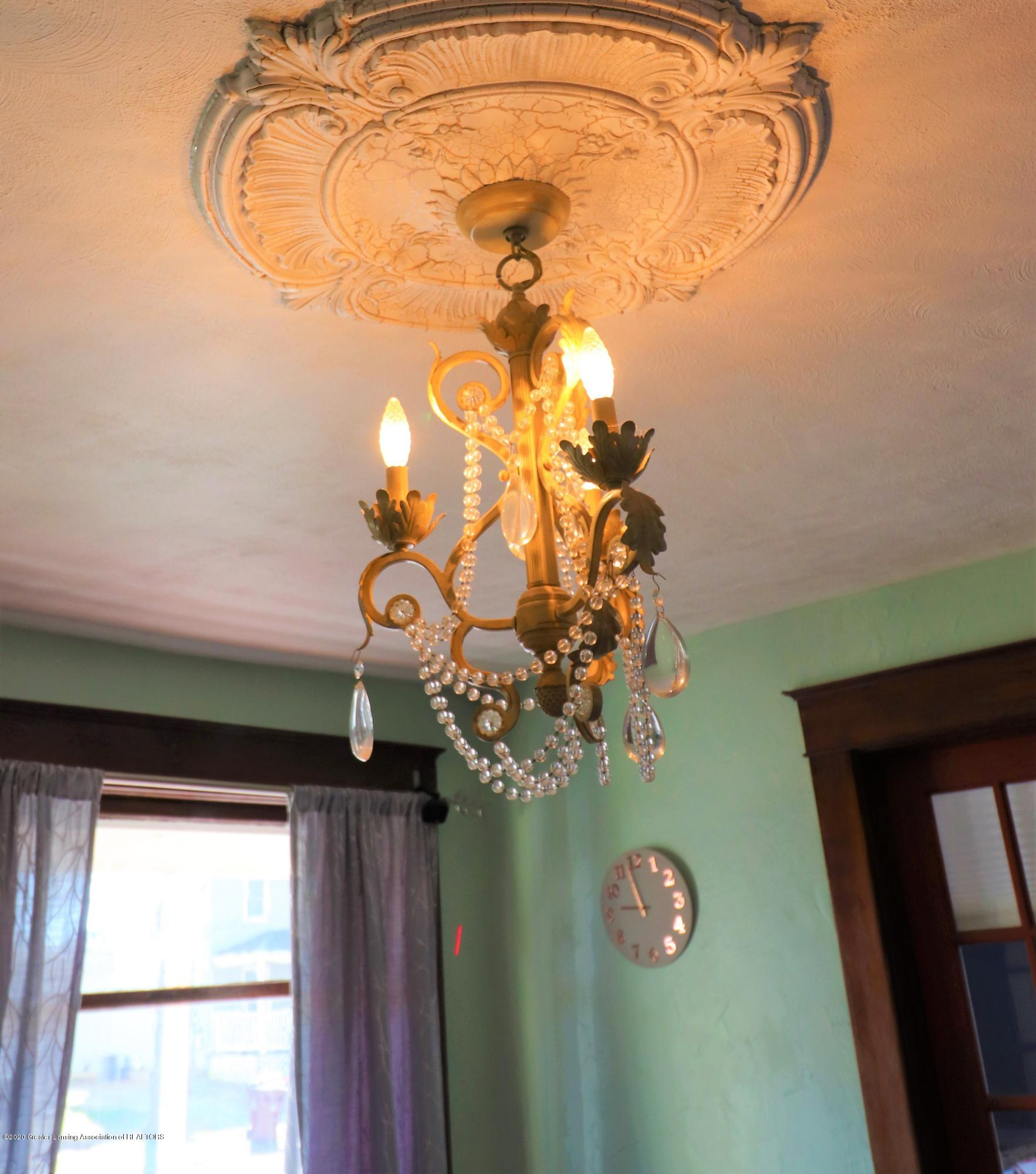 223 N Washington St - 7 PARLOUR LIGHT - 7