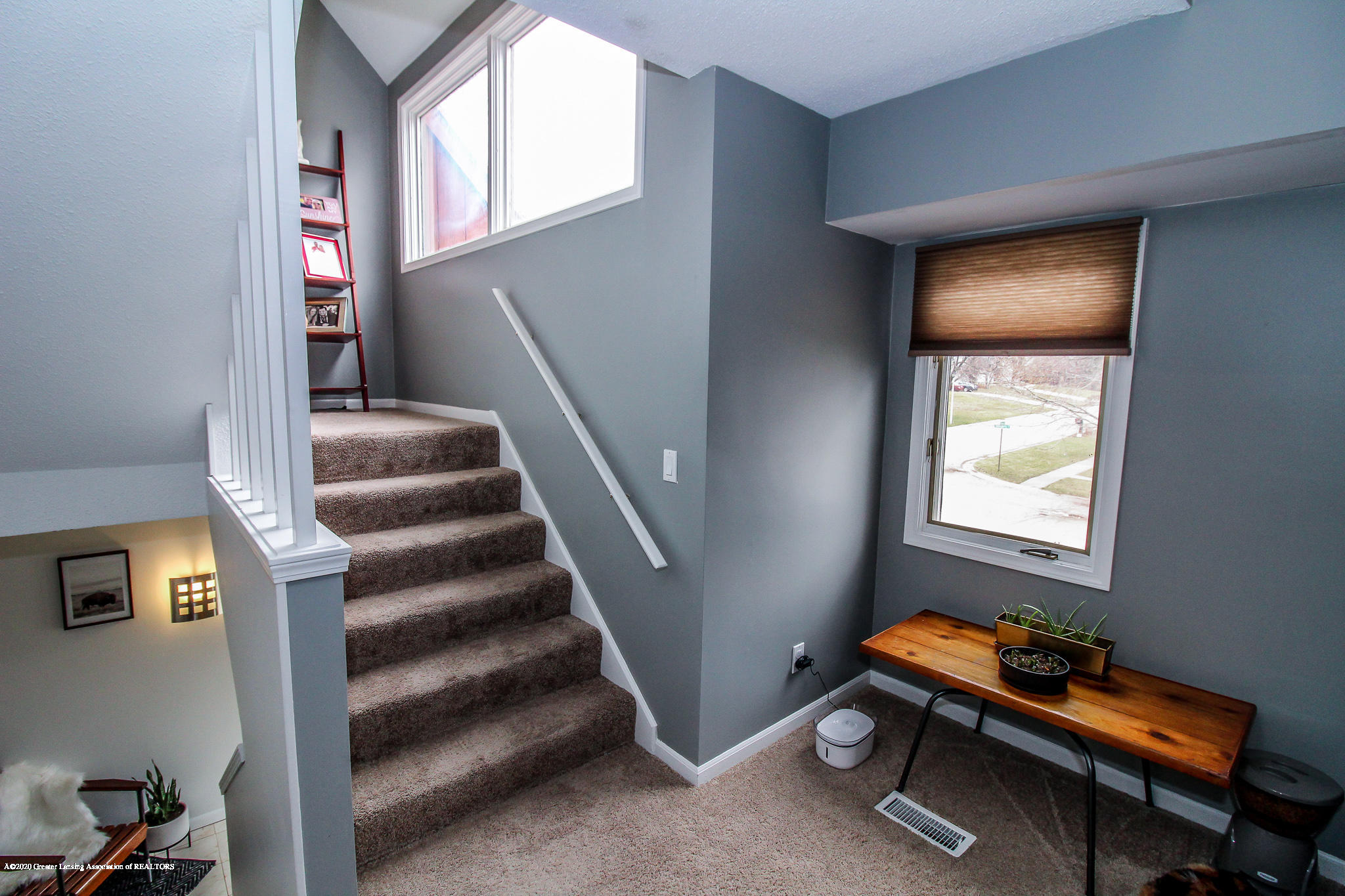 1423 Spearberry Ln - Stairway to upper level - 27