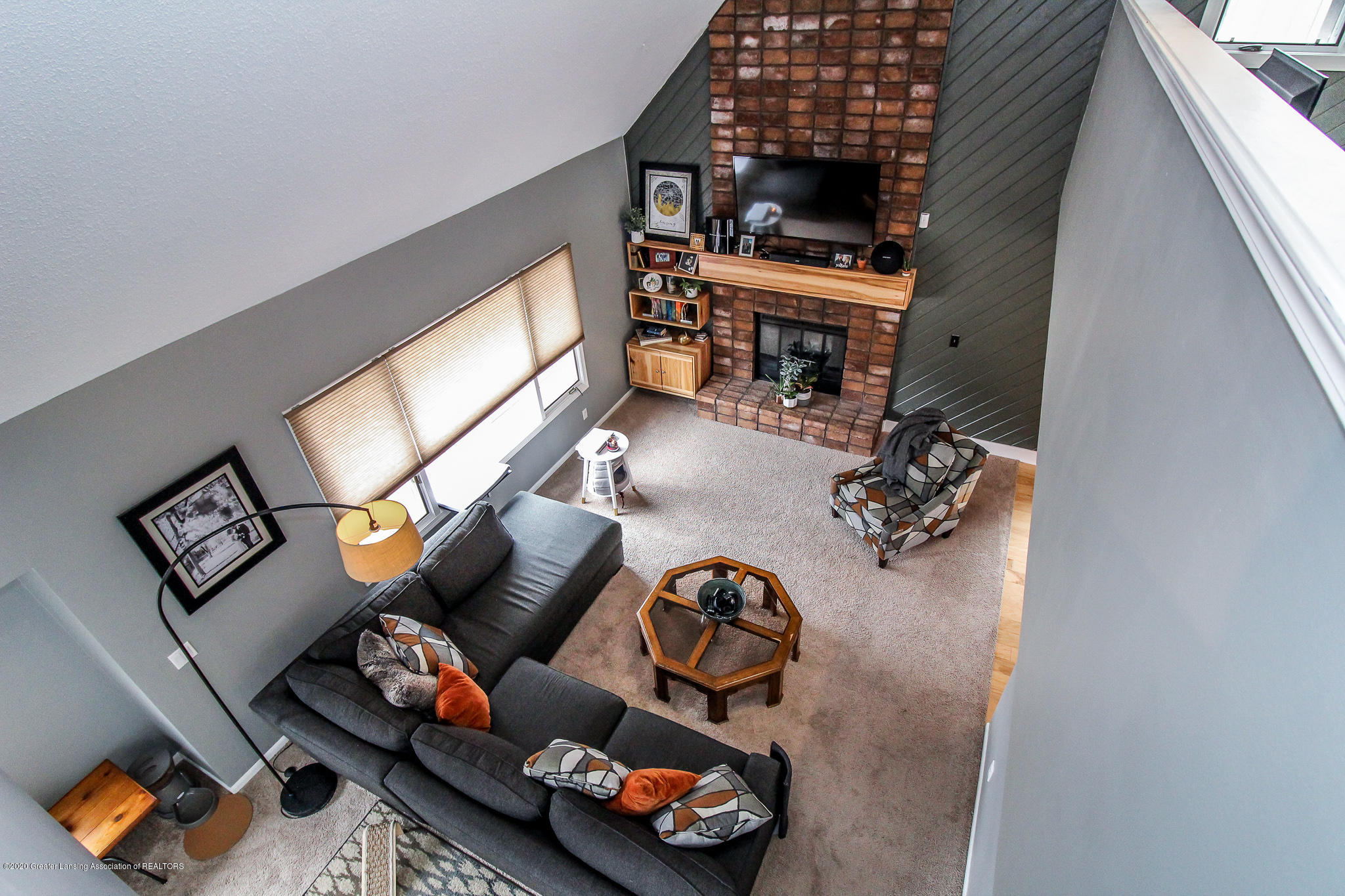 1423 Spearberry Ln - View from Loft - 29