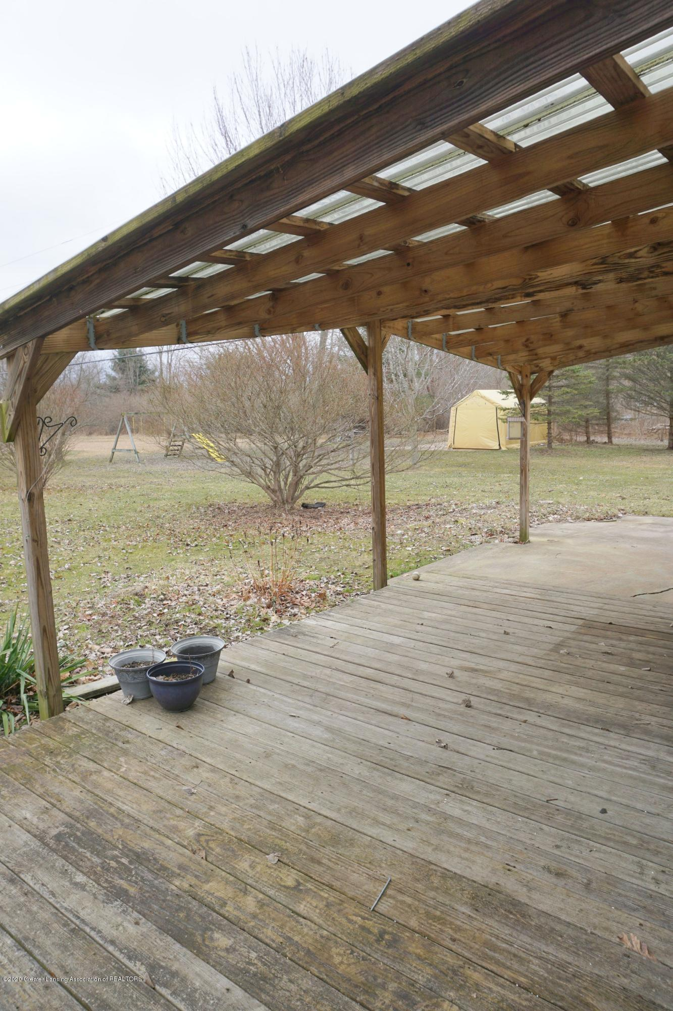 11950 Woodbury Rd - Covered Back Deck - 16