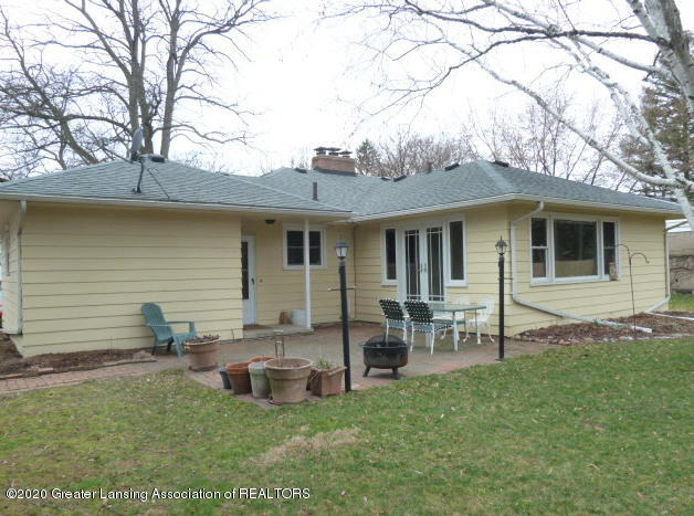 226 Kenberry Dr - Rear and Patio - 3
