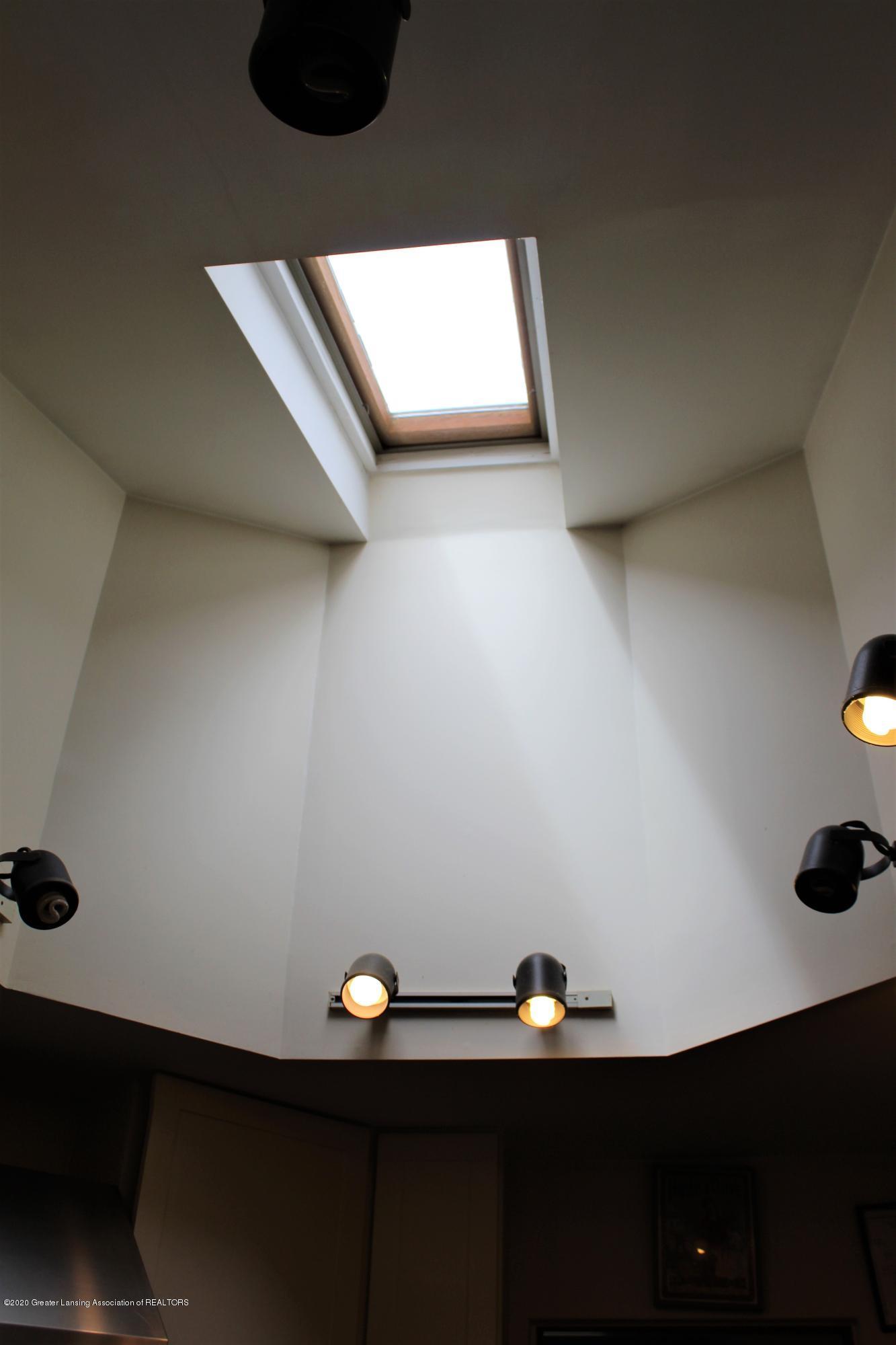 2019 Pawnee Trail - kitchen skylight - 11