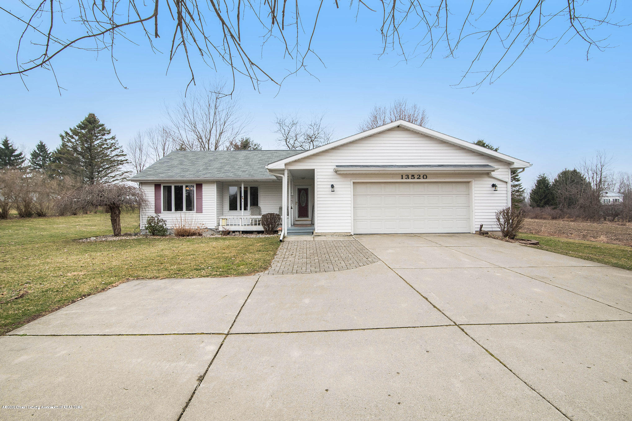 13520 S Bauer Rd - Front - 1