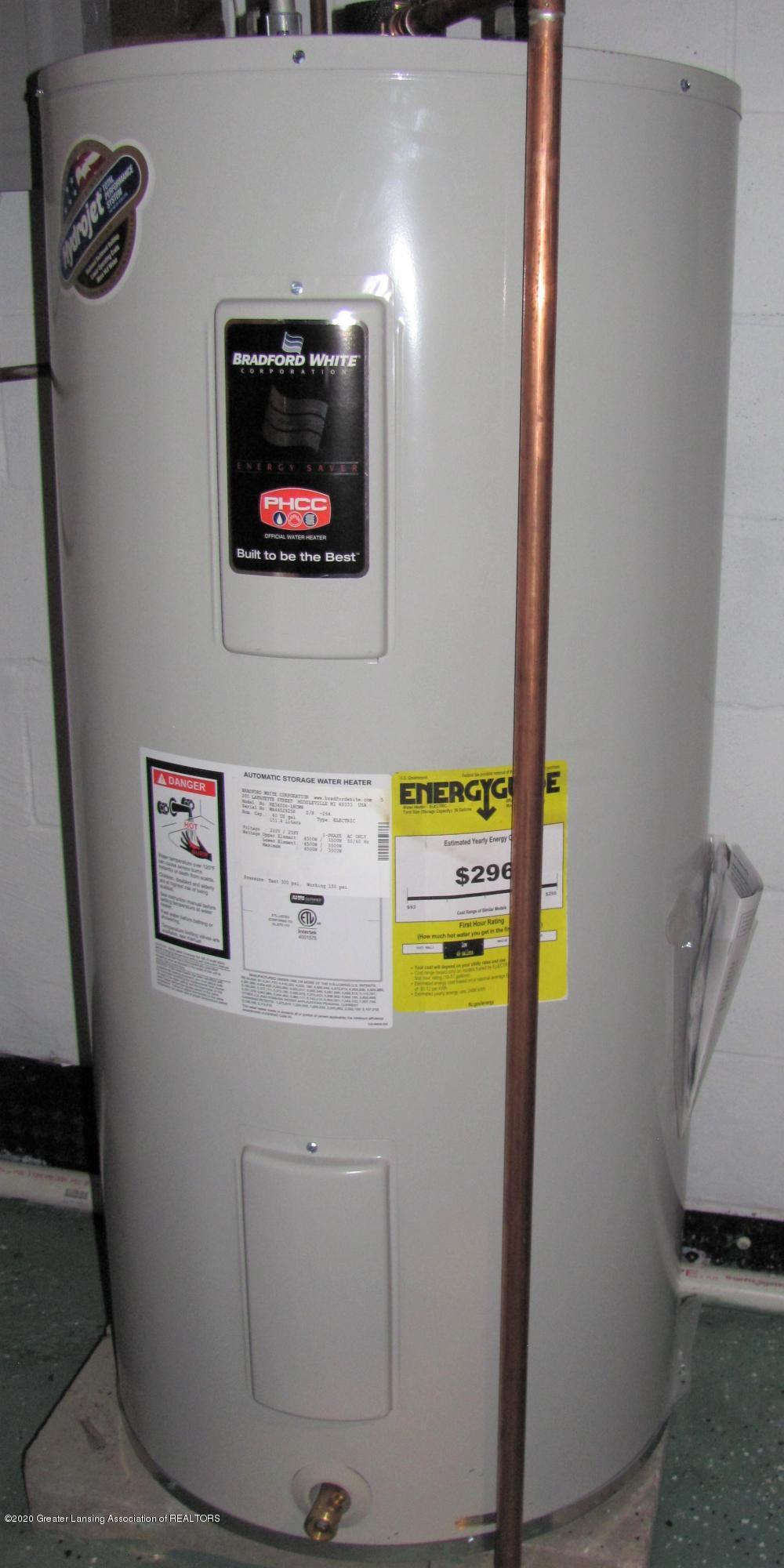 4383 Lansing Rd - NEW Water Heater - 34