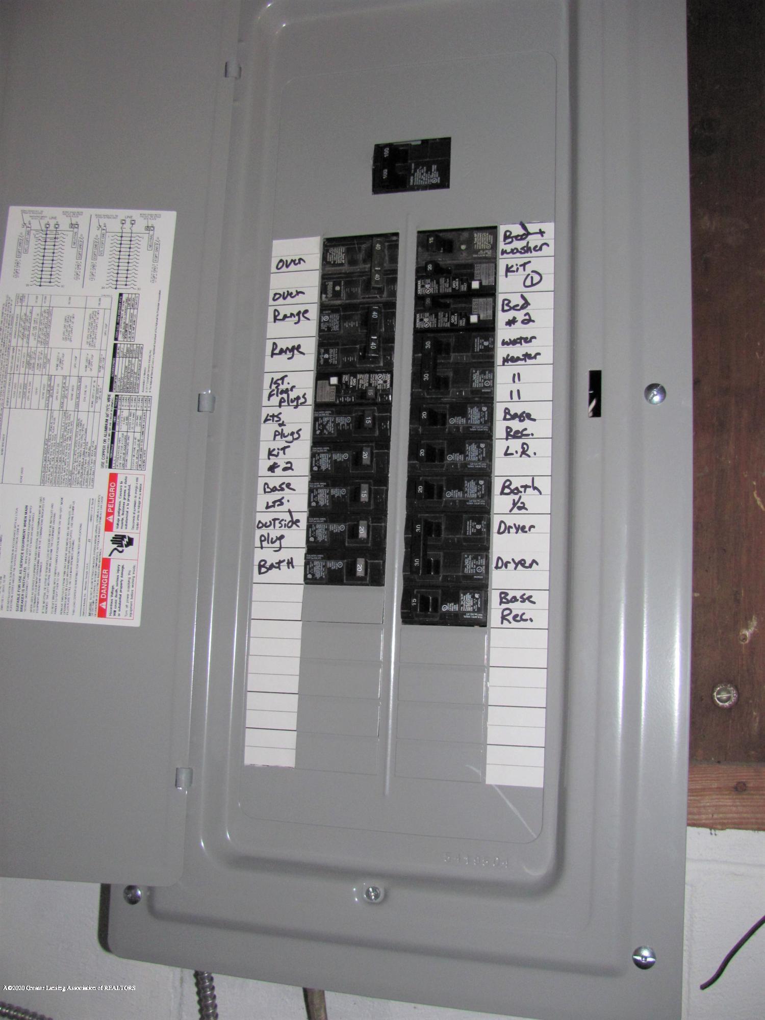 4383 Lansing Rd - NEW Panel - 35