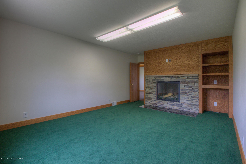 1301 E Miller Rd - Miller Office Fireplace - 6