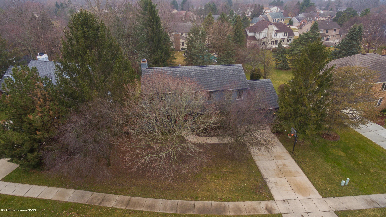 3945 Breckinridge Dr - Aerial View - 2