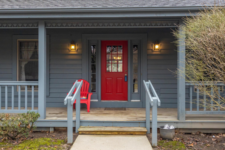 3945 Breckinridge Dr - Front Entrance - 4