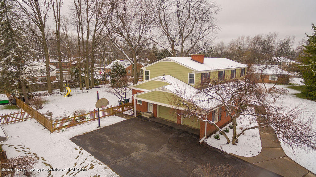 828 Tanglewood Ln - Aerial View - 52