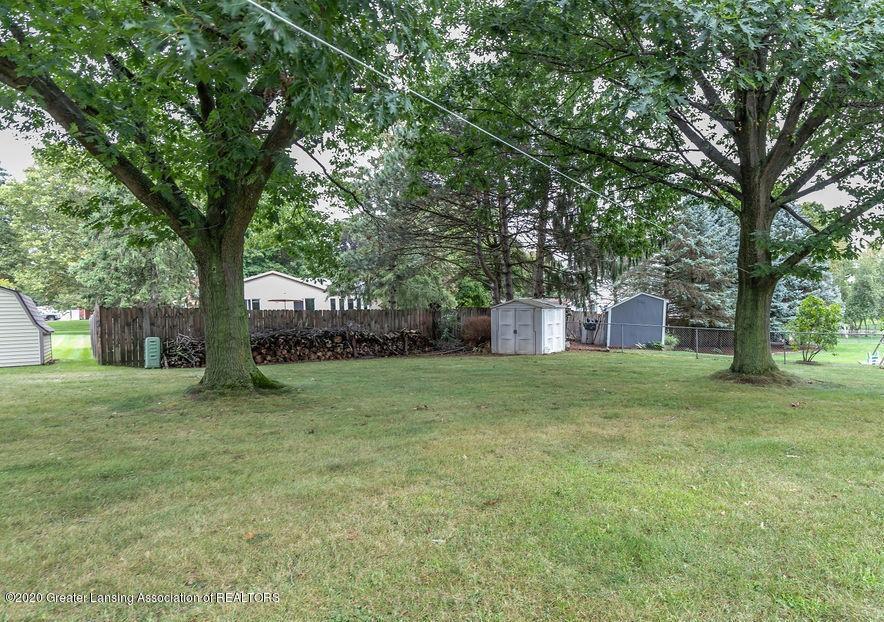4215 Whitby Ln - Backyard - 29