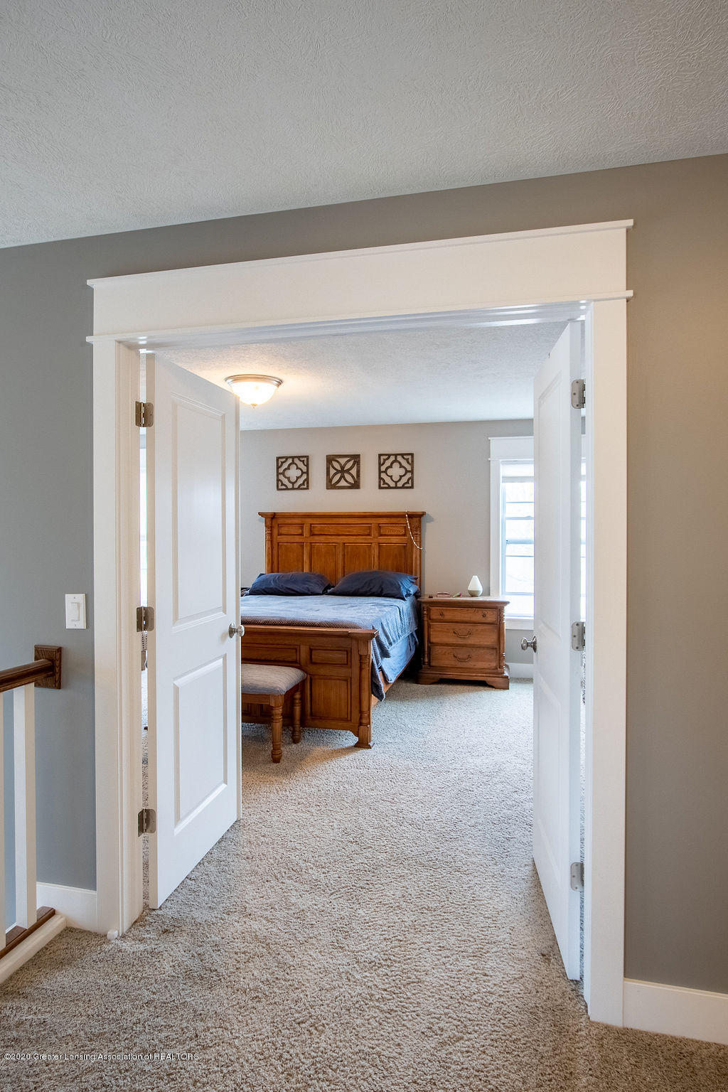 4145 Benca Cir - Entrance to Master Bedroom - 22