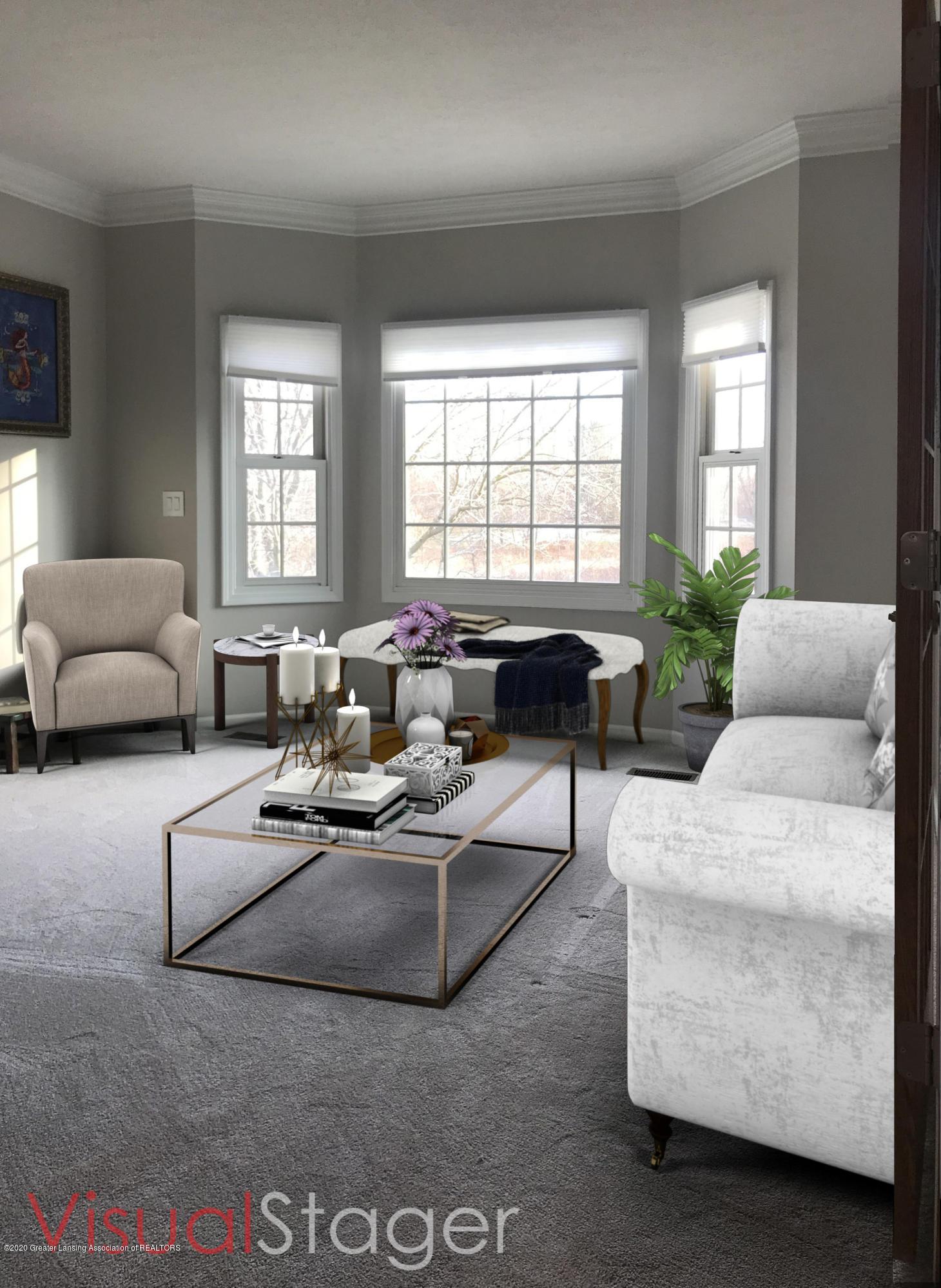 10101 River Rock Rd - RiverRock Living Room - 4
