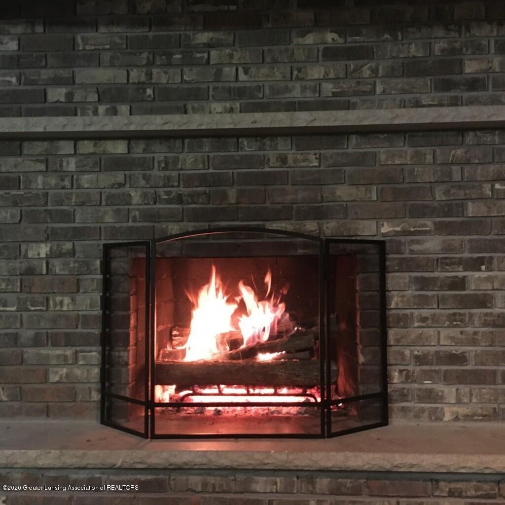 1165 Harper Rd - Basement Fireplace - 41