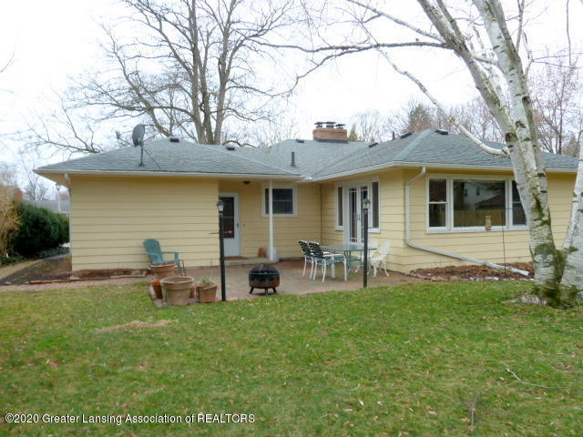226 Kenberry Dr - Rear and Patio - 46