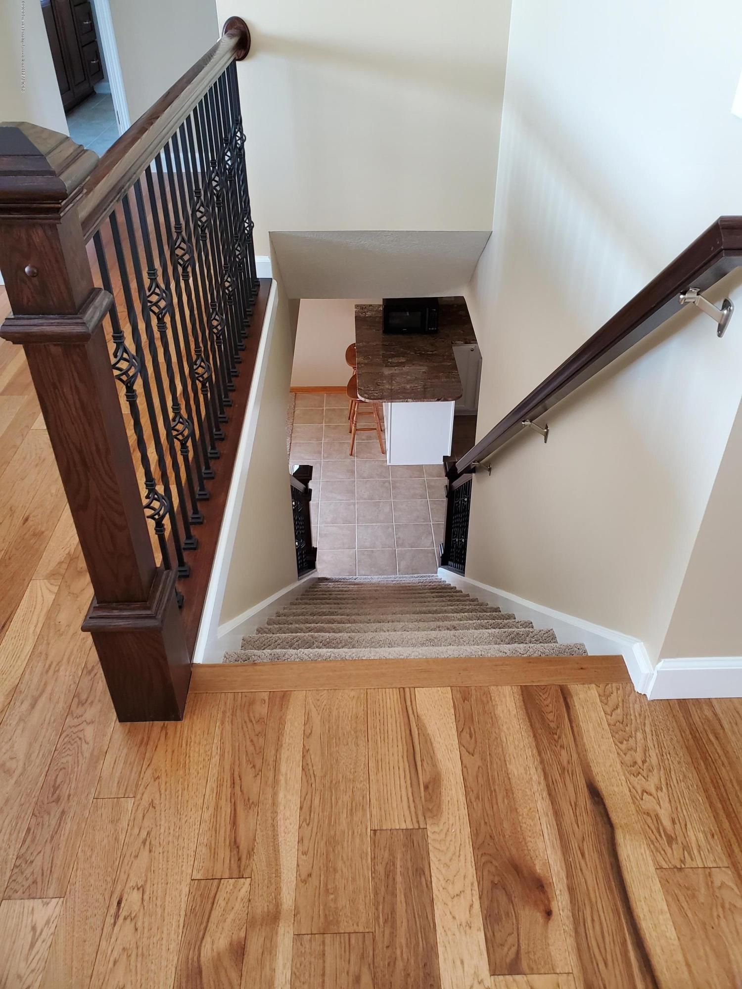 558 N Wheaton Rd - Stairs Down - 10
