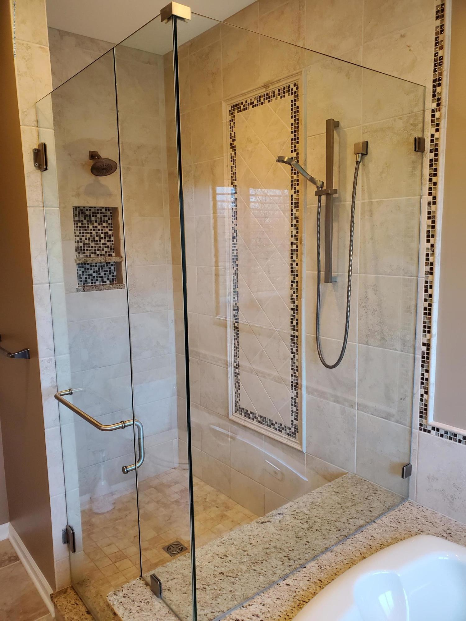 558 N Wheaton Rd - Master Shower - 31