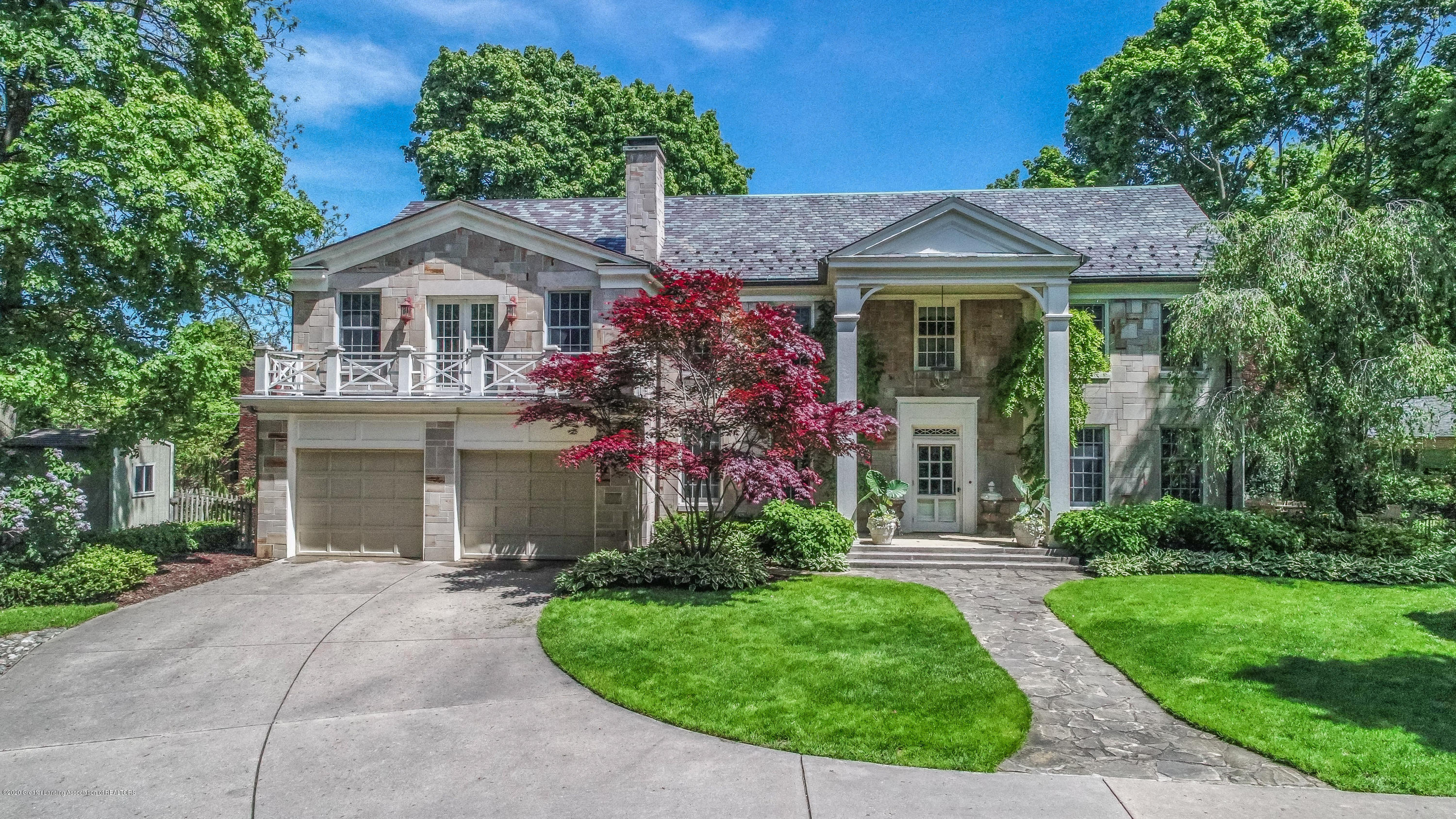 1230 W Grand River Ave - Front - 1