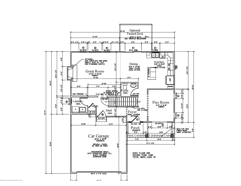 5088 Chaggal Ln - Hallmark Main Floor - 3