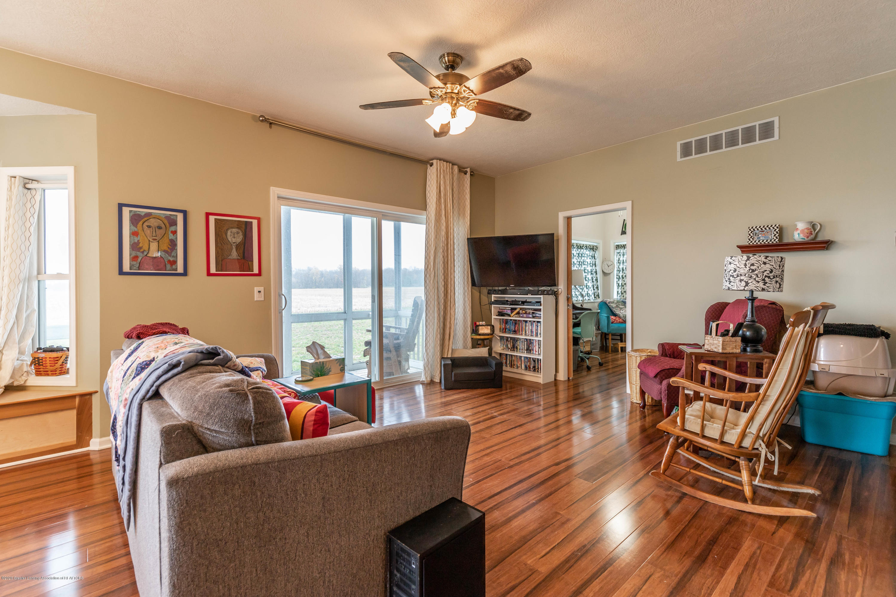 8740 N Scott Rd - Living Room - 13
