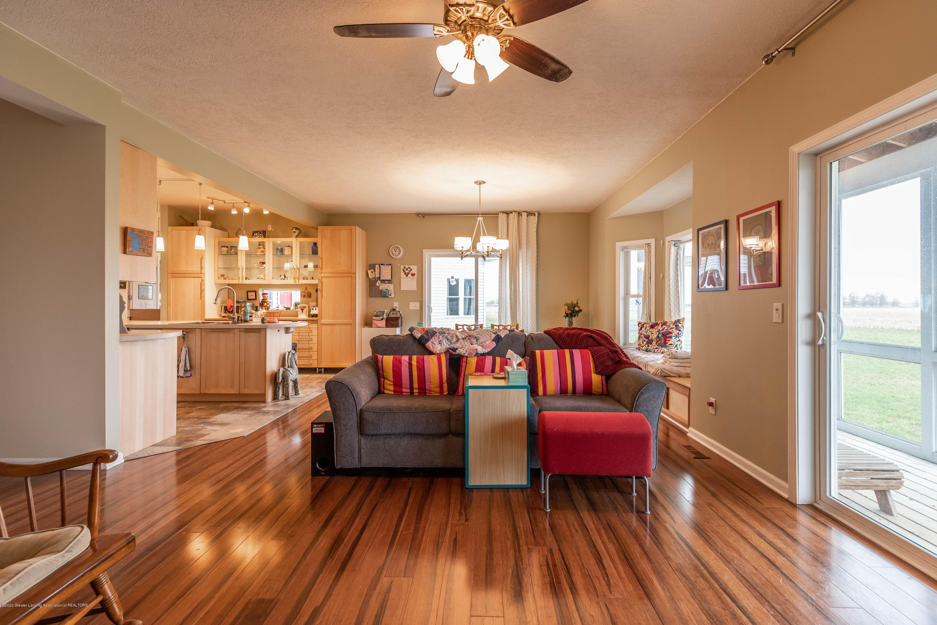8740 N Scott Rd - Living Room - 11