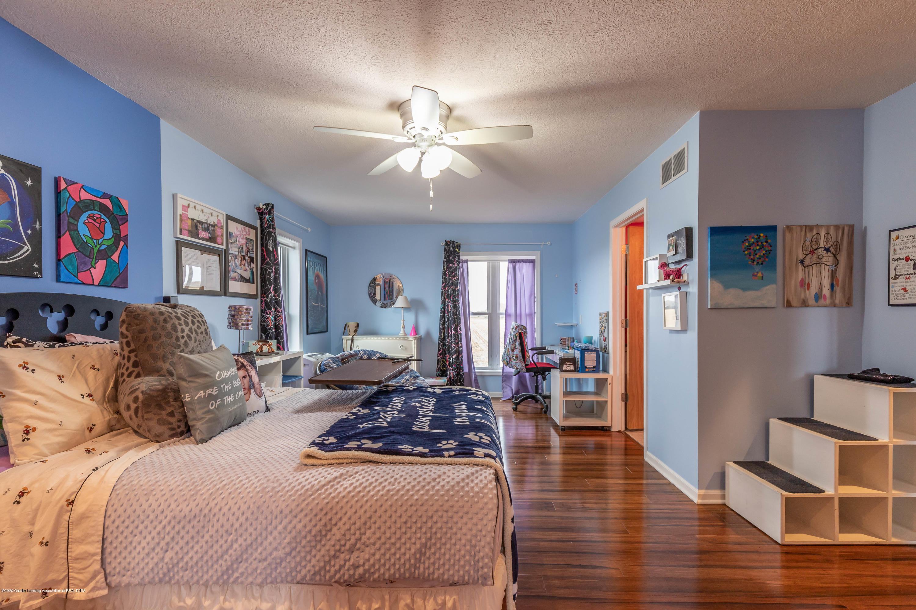 8740 N Scott Rd - Bedroom 3 - 26